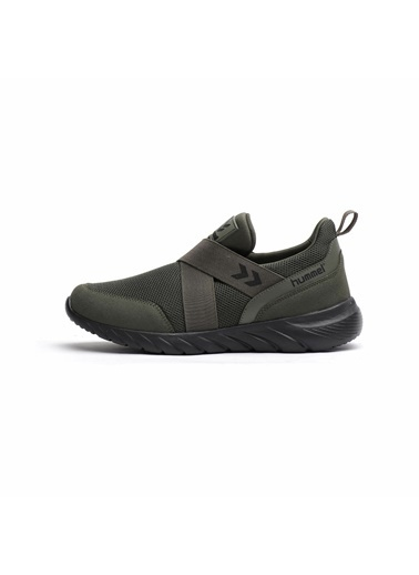Hummel Unisex Morgan Sneakers 212496-8030 Yeşil